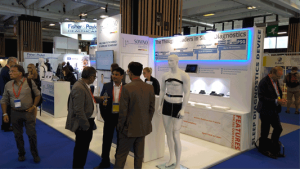 Somnomedics at ERS 2018, viist our stnd to see why we have the best PSG products backed up by research