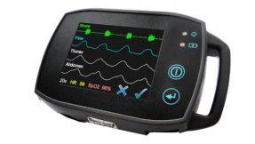SOMNOtouch™ RESP für Polygraphie, Polysomnographie, kardiorespiratorisches Screening ist ein Produkt von Schlafbereich bei SOMNOwatch plus Somnomedics GmbH - Medizintechnikunternehmen