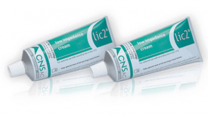 Elektronencreme, Lic 2 - alternativ für Natus EC2 Grass creme Paste, Im Vergleich zu anderen gewöhnlichen Elektrodencremes besitzt lic2® eine signifikant verbesserte Elektrodenimpedanz* und ist unempfindlich gegen Wärme und Schweiß. Nach der Untersuchung lässt sich die Creme leicht entfernen und ist für Langzeit-EEG-Untersuchungen besonders geeignet. Jede Verpackungseinheit enthält 10 Tuben à 100g.