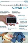 The SOMNO HD - polysomnogrpahy in HD - the most advanced PSG, polysomnogrpah device in the world