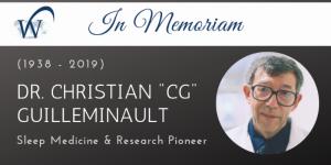 Christian Gulleminault passed away