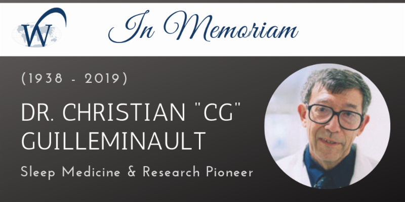 Christian Gulleminault passed away