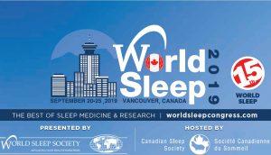 World sleep 2019 - somnomedics booth 612